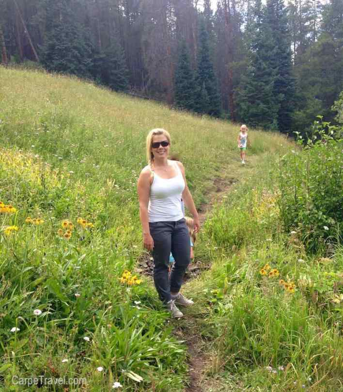 Round-up of Family Friendly Hiking in Breckenridge