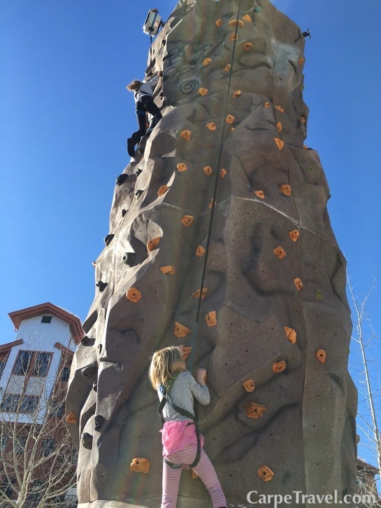 Things to do in Crested Butte Colorado Besides Skiing: The Adventure Park is a great alternative for skiing. Click over for other ideas on things to do in Crested Butte.