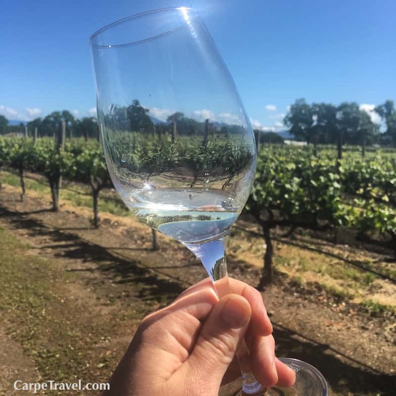 Wine Facts About Napa Valley: Chateau Montelena put Napa Valley's white wines on the map in 1976 when its Chardonnay took top honors at a Paris blind tasting.
