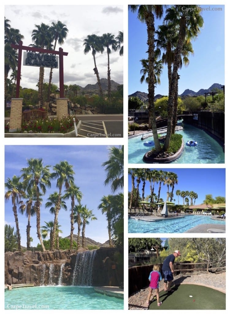 The Pointe Hilton Squaw Peak is one of the top Family friendly hotels in Phoenix.