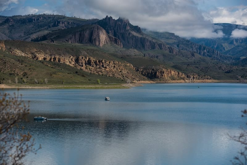 Top Beaches in Colorado: Blue Mesa Reservoir
