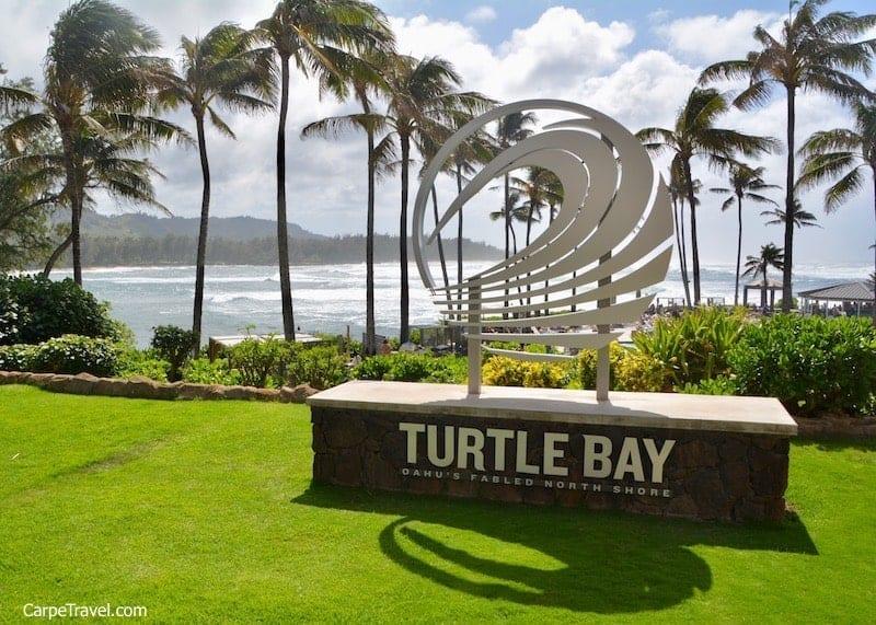 Check In Turtle Bay Resort Oahu