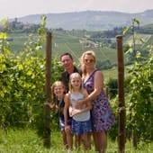 Wine tasting with kids 3