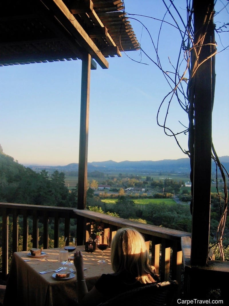 Winery Hotels in the United States: Auberge du Soleil in Napa Valley is one of THE top stays