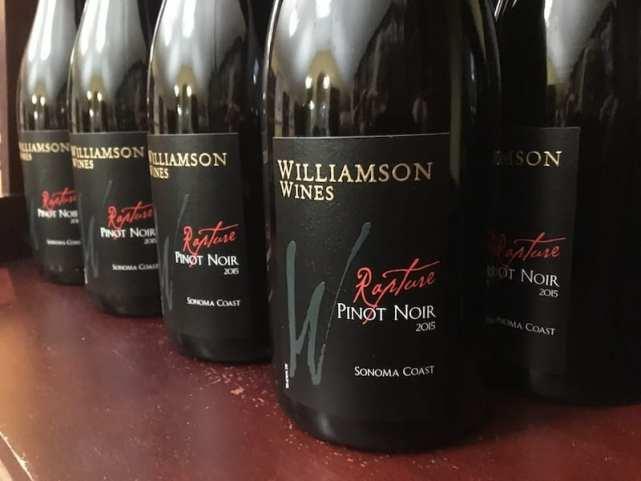 Downtown Healdsburg Tasting Rooms - Williamson Wines