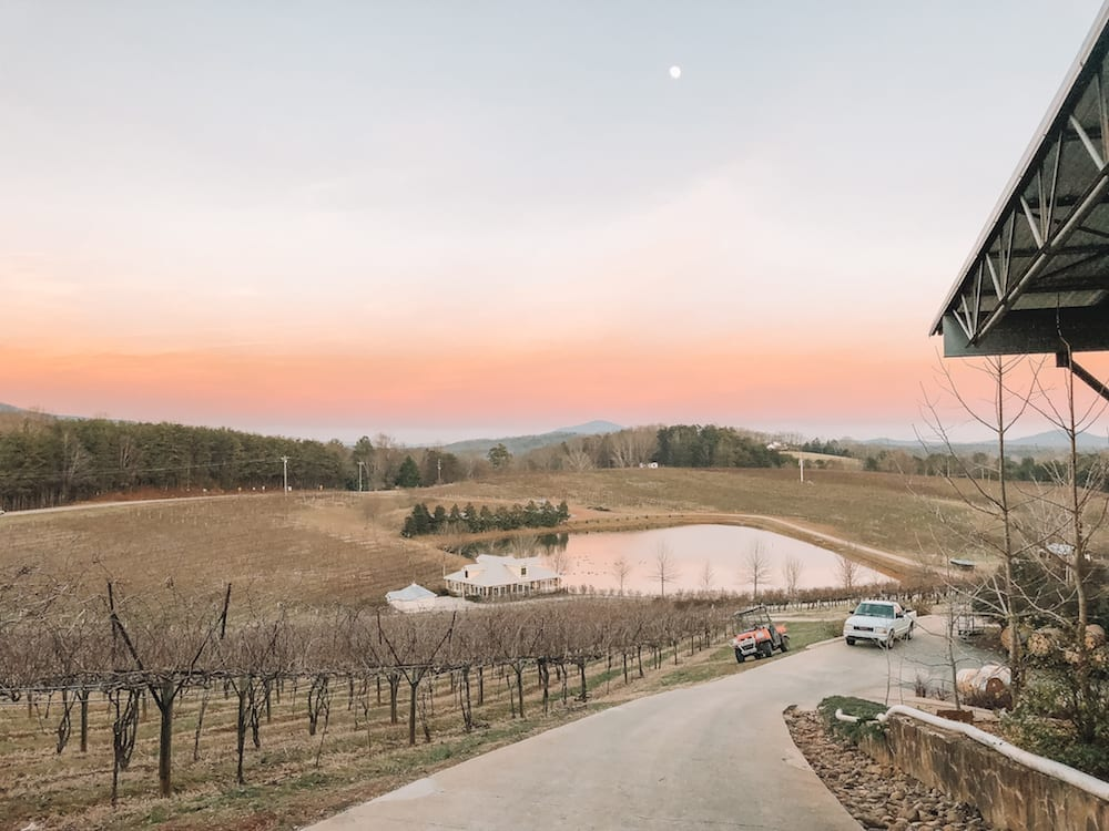 Where to stay for your North Georgia Wine Getaway