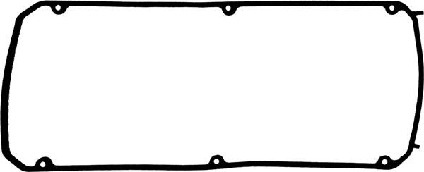 Замена прокладки крышки ГБЦ и прокладок свечных колодцев