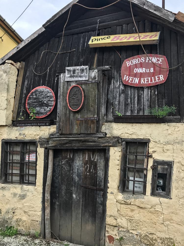 The most beautiful pince in Tokaj