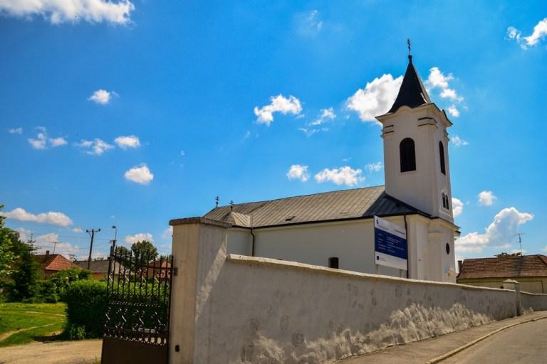 Tokaj church