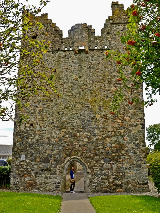 Carlingford Priory