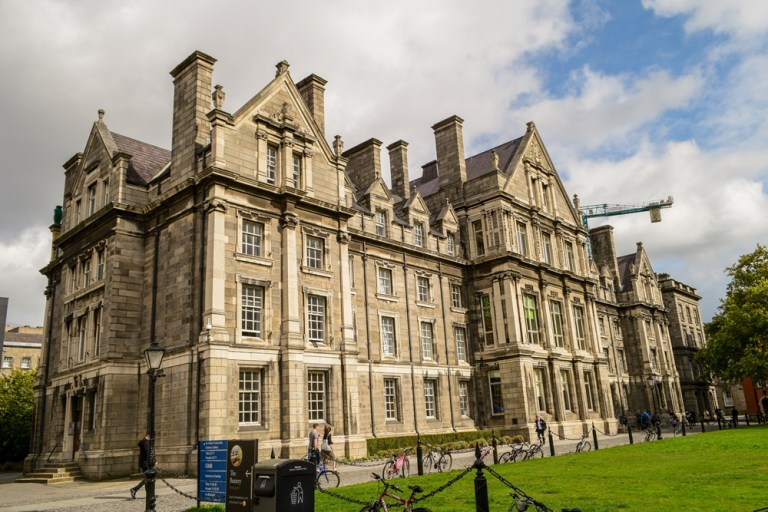 Graduates Memorial Building, Trinity College