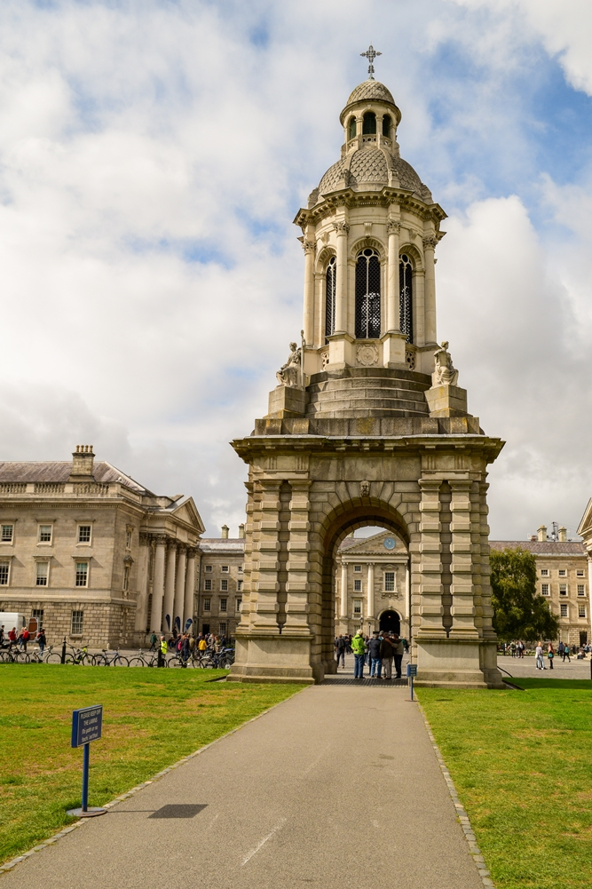 Campanile, Trinity College