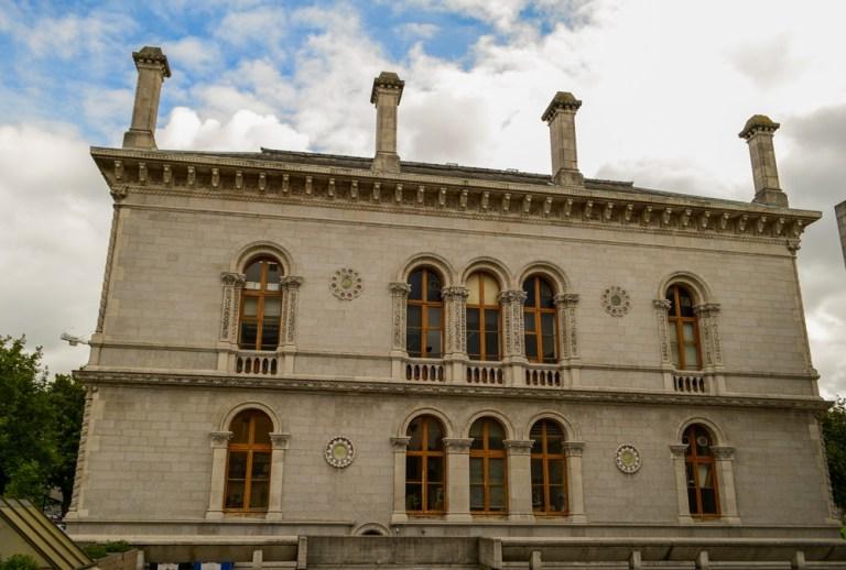 Museum Building, Trinity