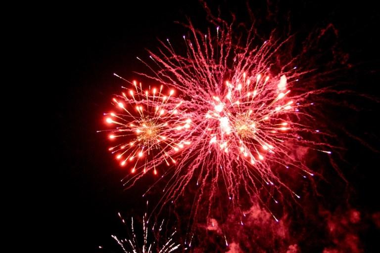 Eger fireworks