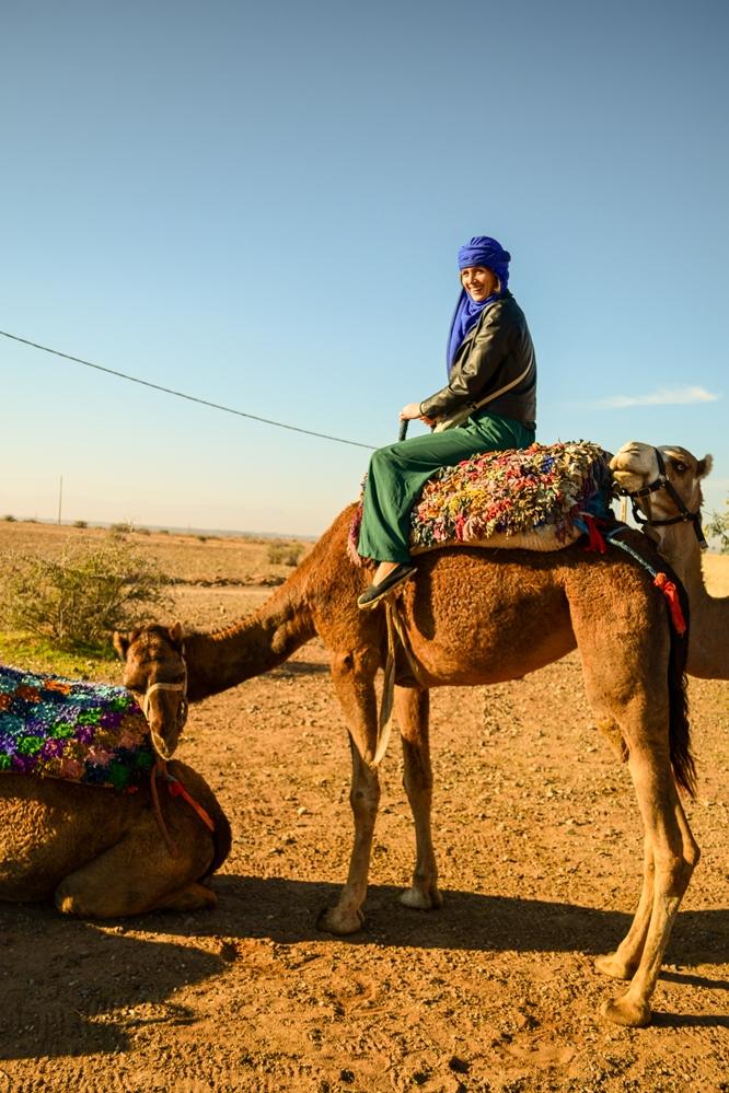Palmeraie, Marrakesh