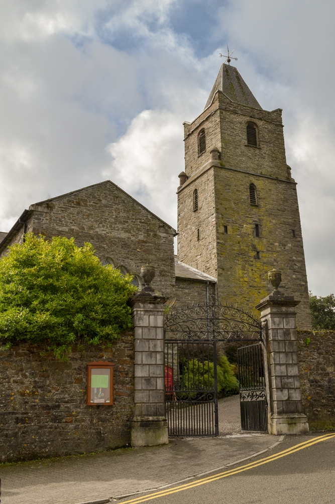 St Multose Church, Kinsale