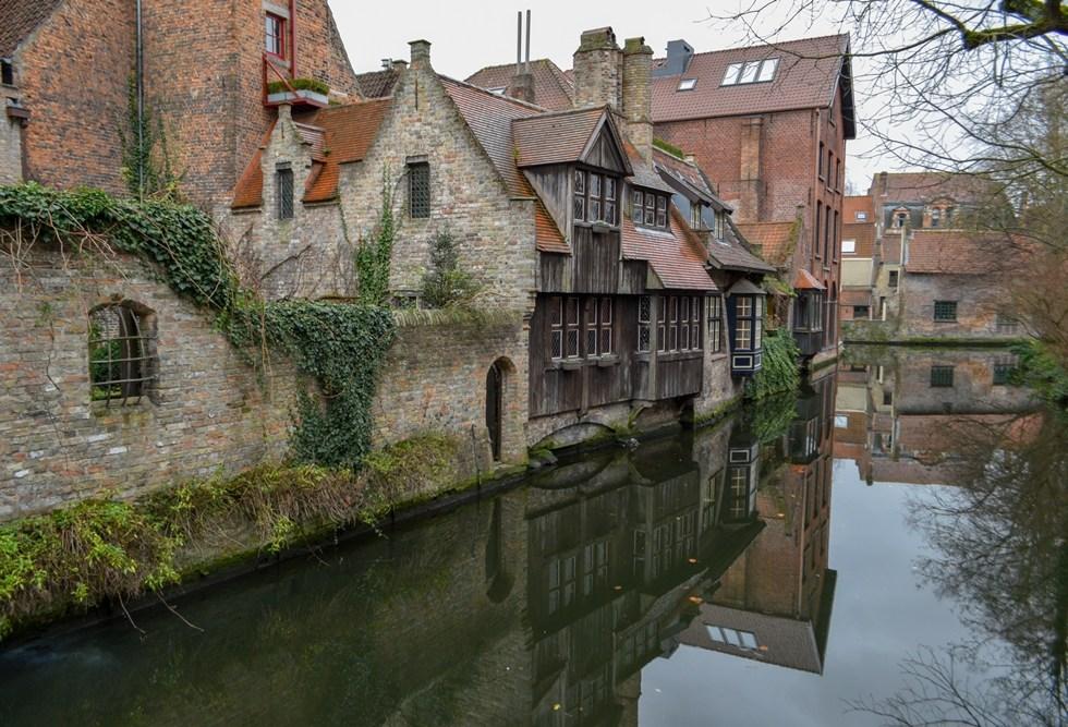 Weekend in Bruges