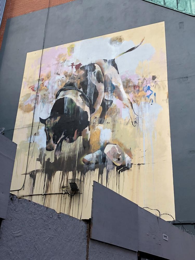 Conor Harrington Street Art