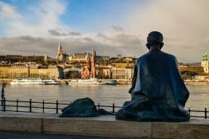 Best views in Budapest