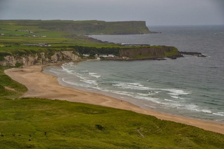 White park bay Northern Ireland