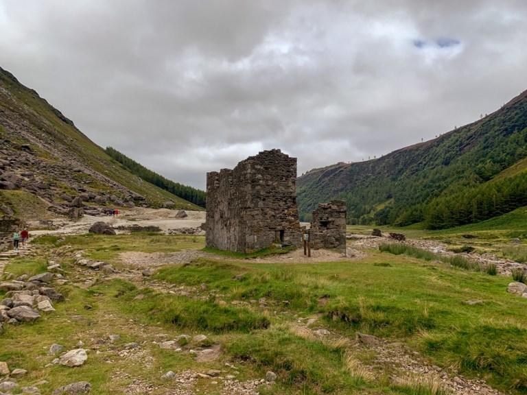 Spinc Glendalough Miners Village