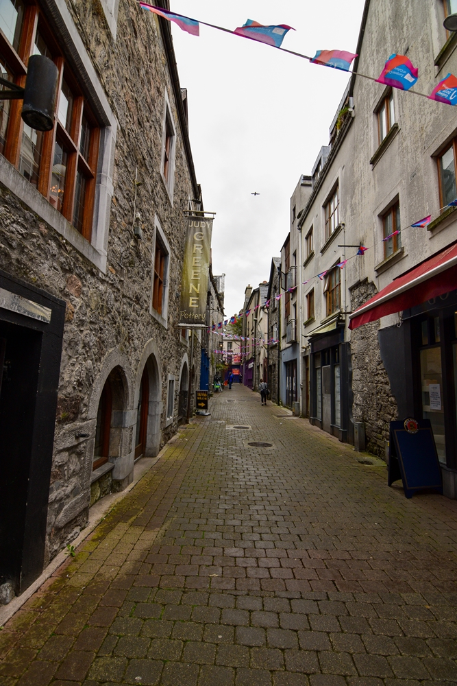 Latin Quarter Galway City