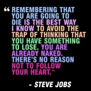 There's no reason NOT to follow your heart!