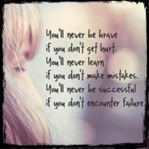 Hurt, Mistakes & Failures