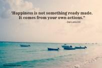 Happiness - Dali Lama