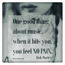 Music - Bob Marley