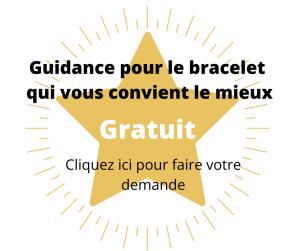 étoile gratuit guidance pour un bracelet