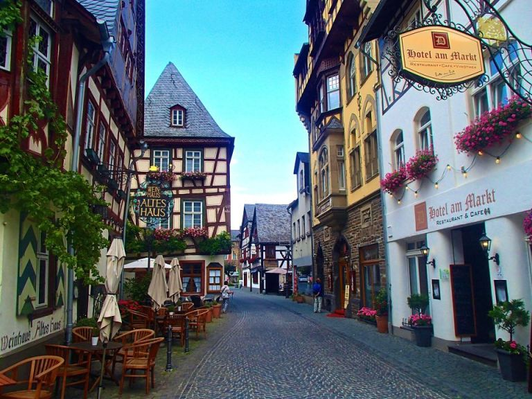 Tours of Germany