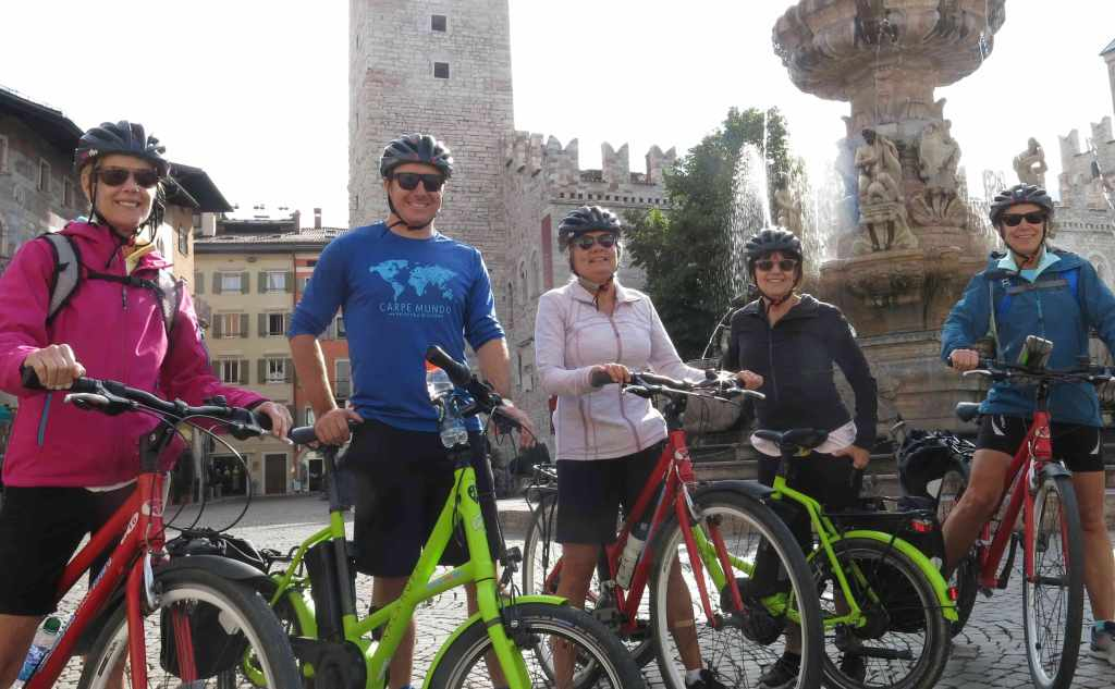 Italian Countryside Biking Tours