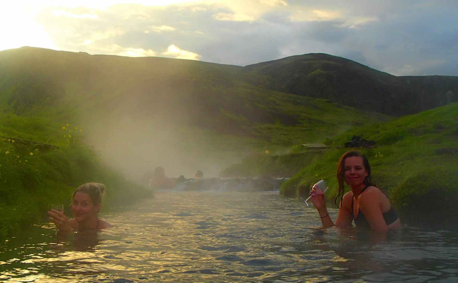 Best Iceland Hot Springs