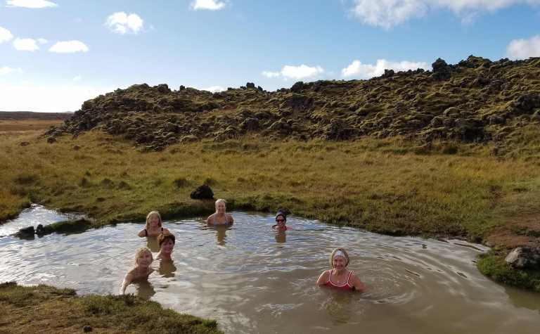 Top Natural Hot Springs & Pools in Iceland