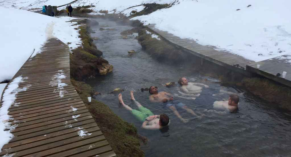 Iceland Hot Springs Other Than Blue Lagoon