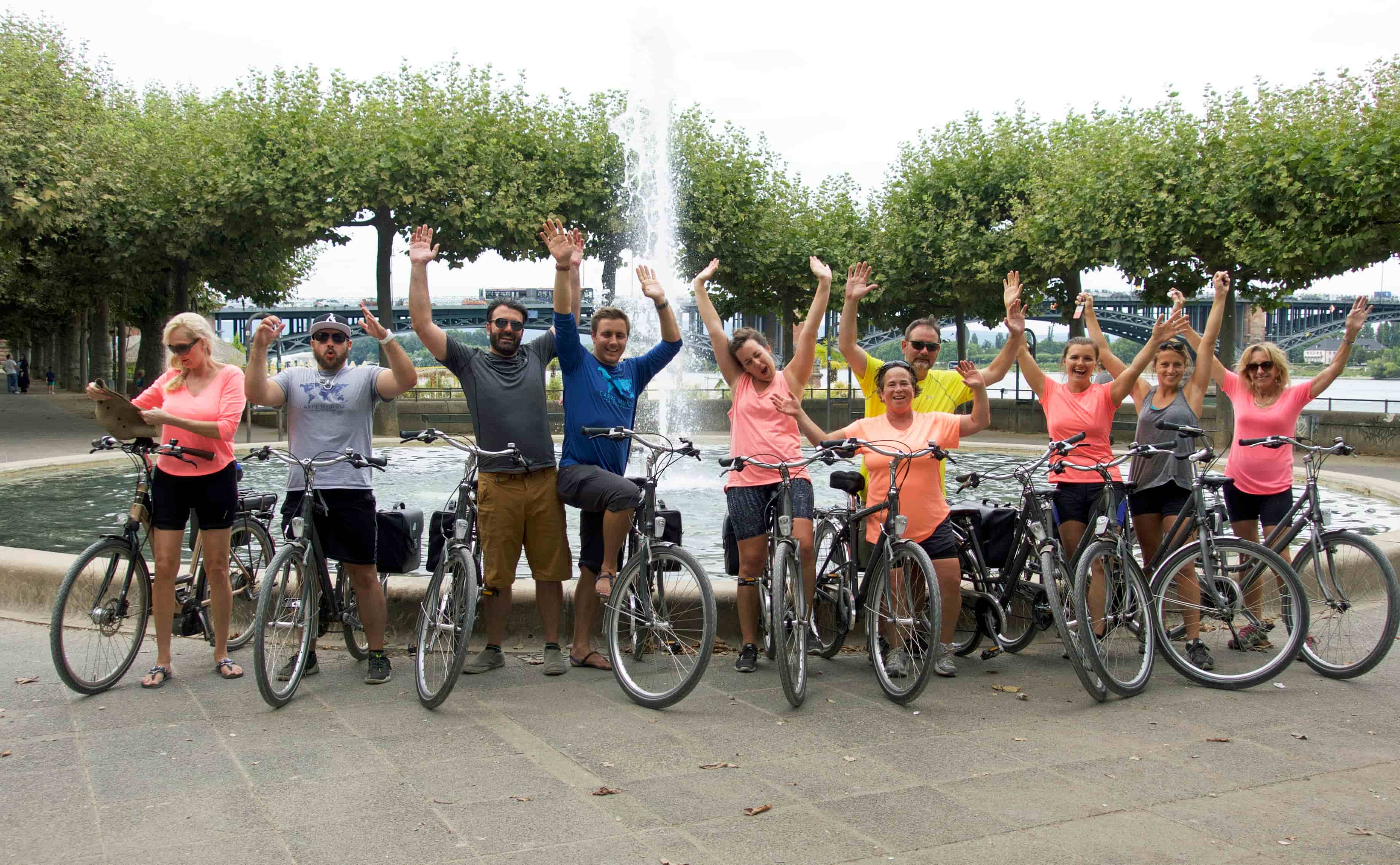 Germany Small Group Bike Travel