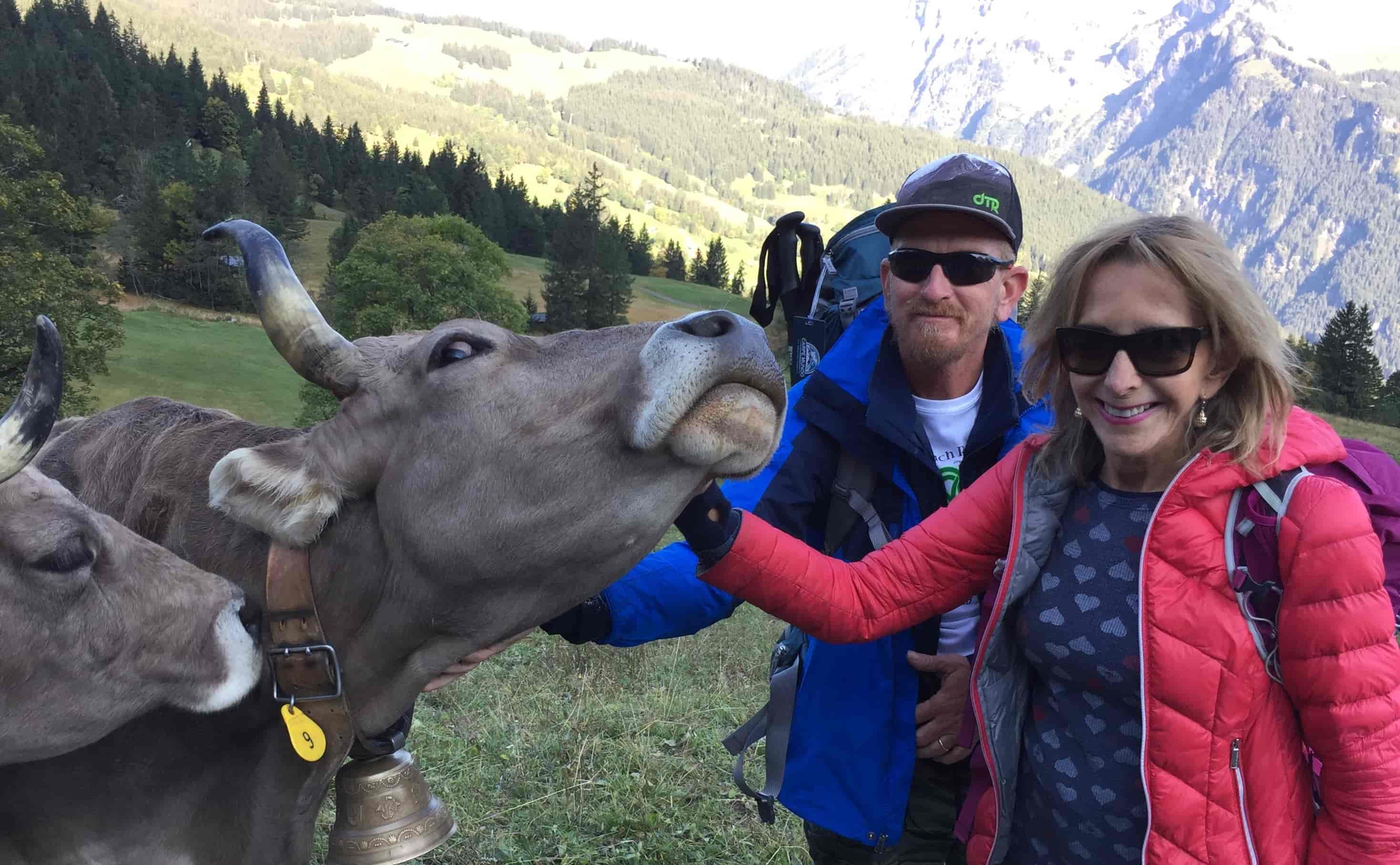 Small Group Hiking Tours of Switzerland