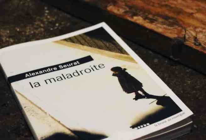 La maladroite - Seurat2