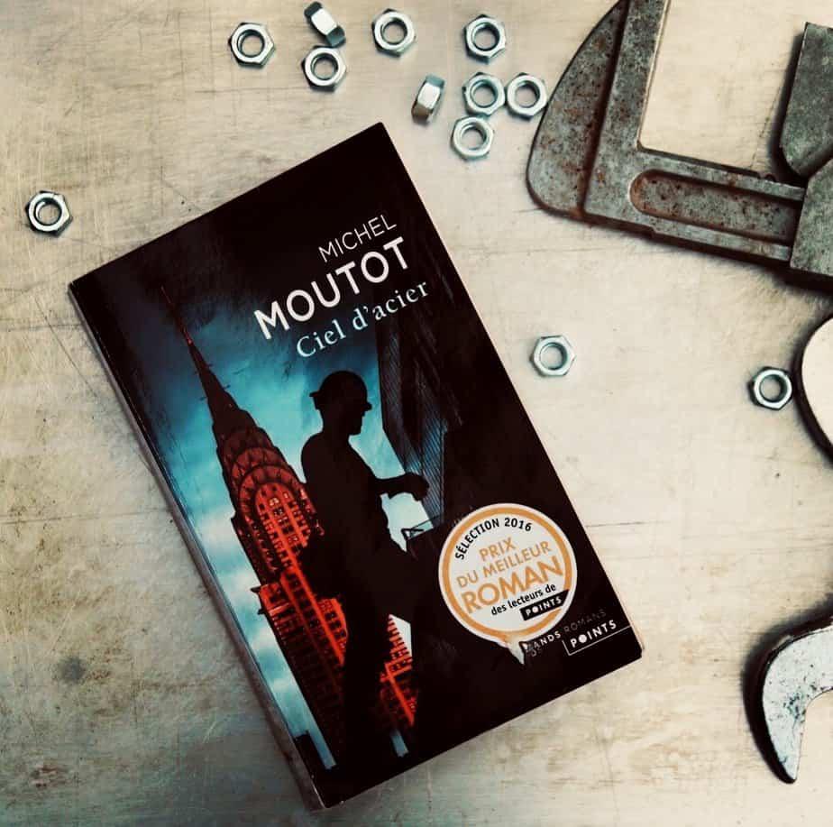 Ciel d'acier, Michel Moutot