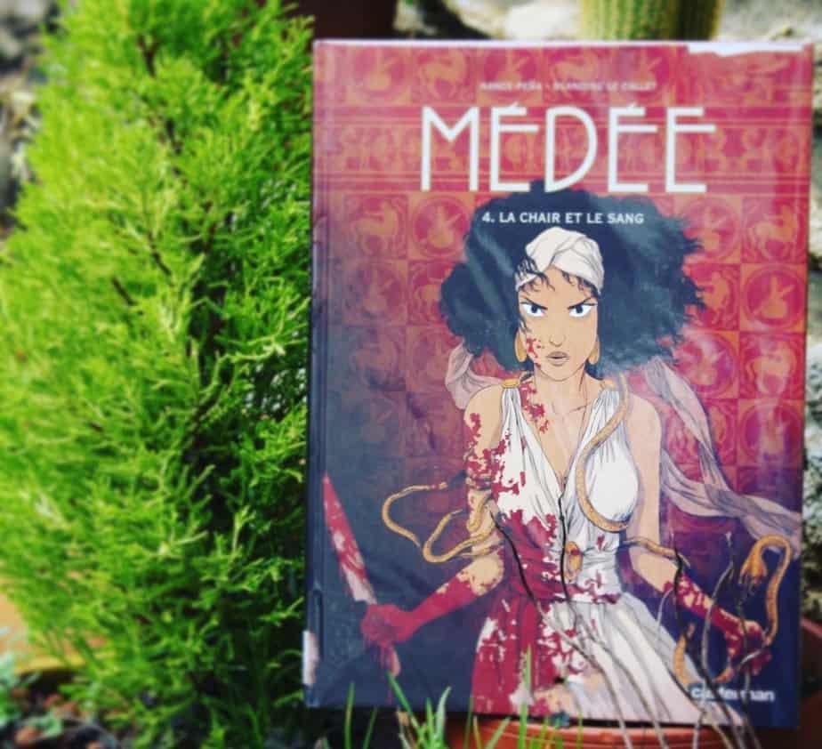 Médée – Tome 4, La chair et le sang, Nancy Peña, Blandine le Callet