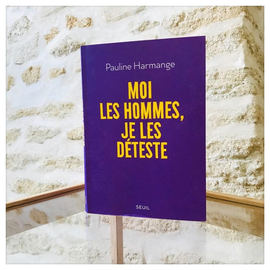 """""""Moi Les hommes, je les déteste"""", Pauline Harmange"""