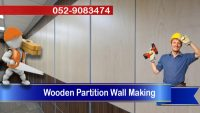 Cabinet Hinges Fixing - Wood Work & Carpentry Services Dubai