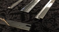 Polished Aluminium Carpet Trims 2.75m - Buy online - Free ...