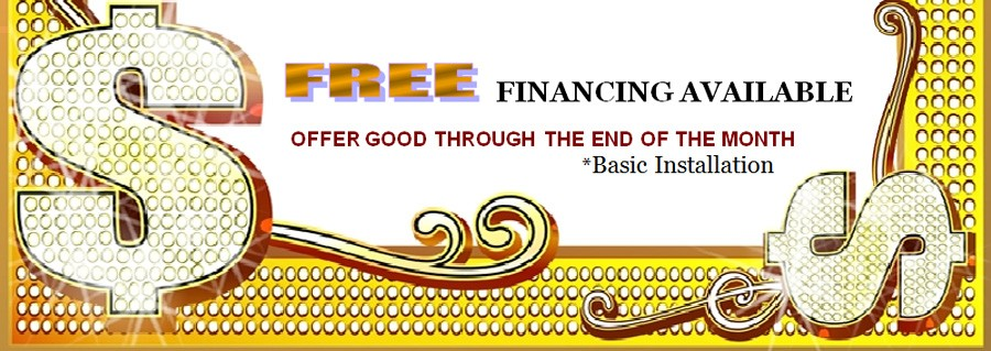 Sale Through End Of Month Offers Available Free Financing Installation Offered Is Basic