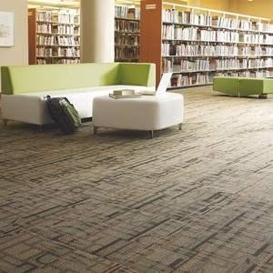 Interface Closeout Commercial Carpet Tiles