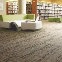 Interface Closeout Commercial Carpet Tiles