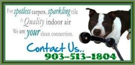 Contact Courteous Carpet Care