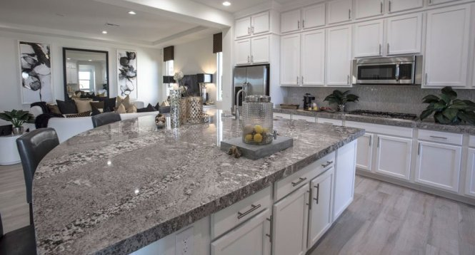 Kitchen Countertop Marble Image