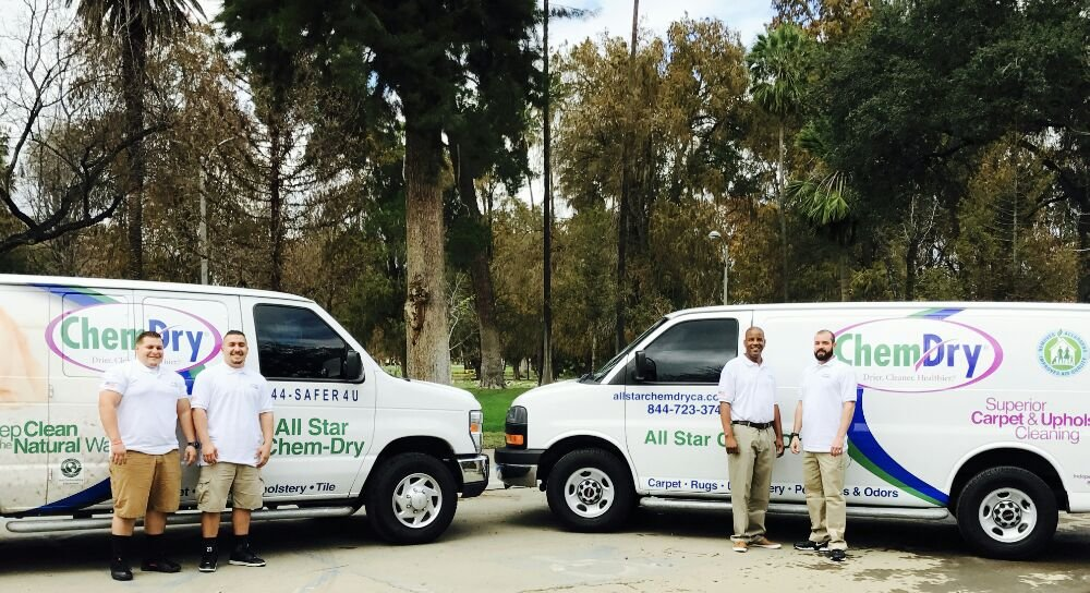 carpet cleaning orange county team